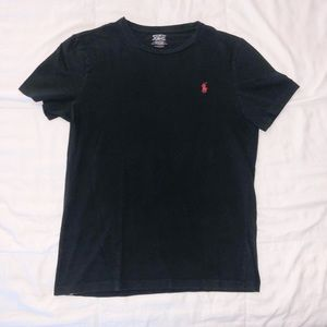 Black Men's Medium Polo Ralph Lauren Tee
